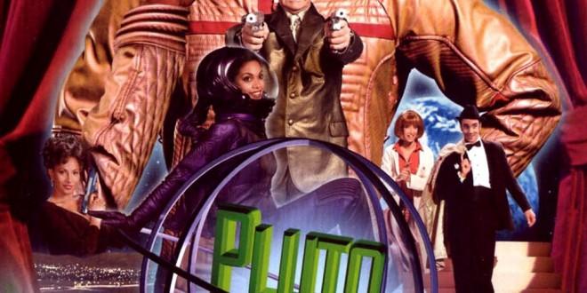 "Poster del film ""Pluto Nash"""