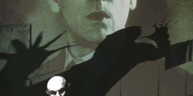 "Poster del film ""L'ombra del vampiro"""