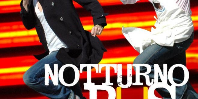 "Poster del film ""Notturno Bus"""