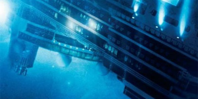 "Poster del film ""Poseidon"""
