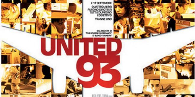 "Poster del film ""United 93"""