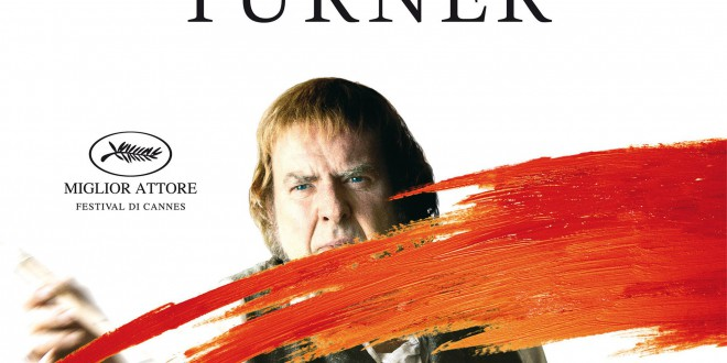 "Poster del film ""Turner"""
