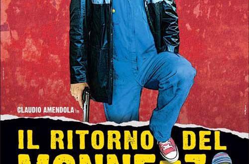 """Poster del film """"Il ritorno del Monnezza"""""""