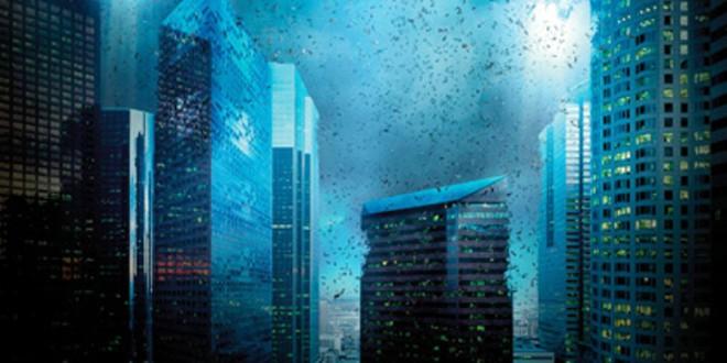"Poster del film ""Skyline"""