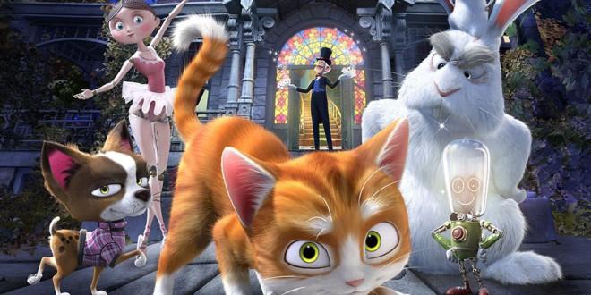 """Poster del film """"Il castello magico"""""""