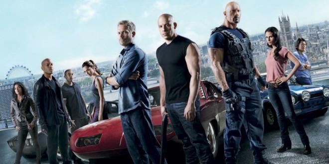 "Poster del film ""Fast & furious 6"""