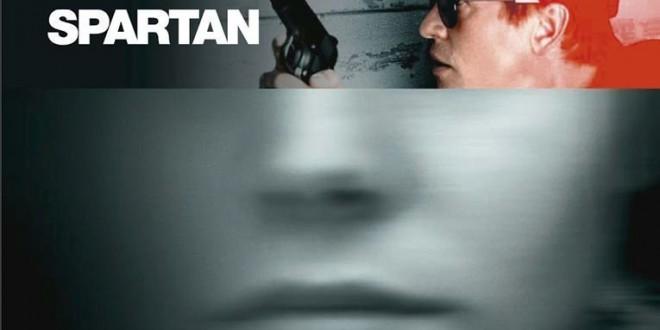 "Poster del film ""Spartan"""