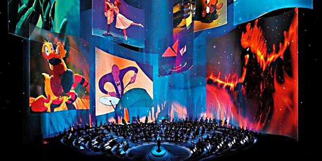 "Poster del film ""Fantasia 2000"""