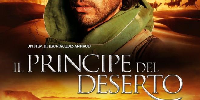 """Poster del film """"Il principe del deserto"""""""