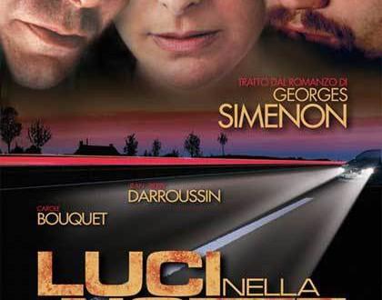 """Poster del film """"Luci nella notte"""""""