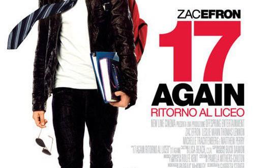 """Poster for the movie """"17 Again - Ritorno al liceo"""""""