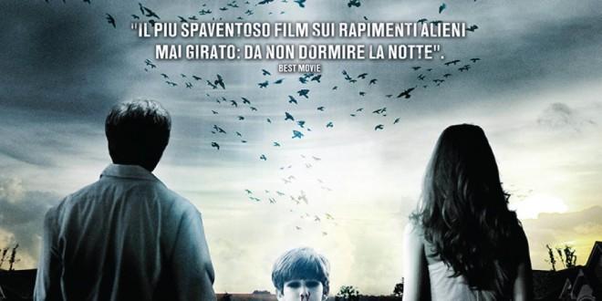 "Poster del film ""Dark skies - Oscure presenze"""