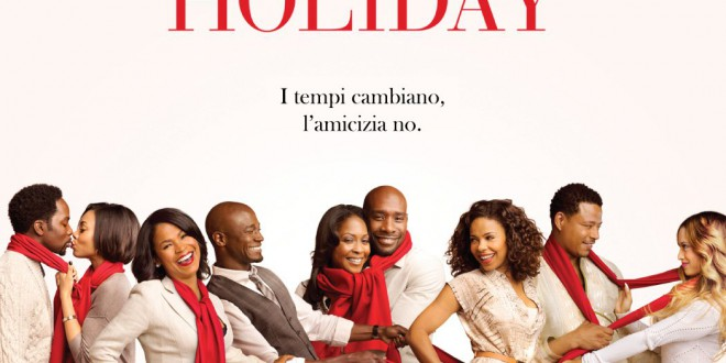 "Poster del film ""The Best Man Holiday"""