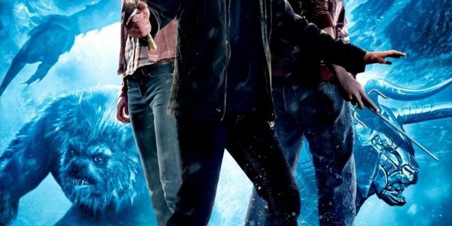 """Poster del film """"Percy Jackson e gli Dei dell'Olimpo - Il mare dei mostri"""""""