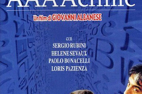 """Poster for the movie """"A.A.A. Achille"""""""