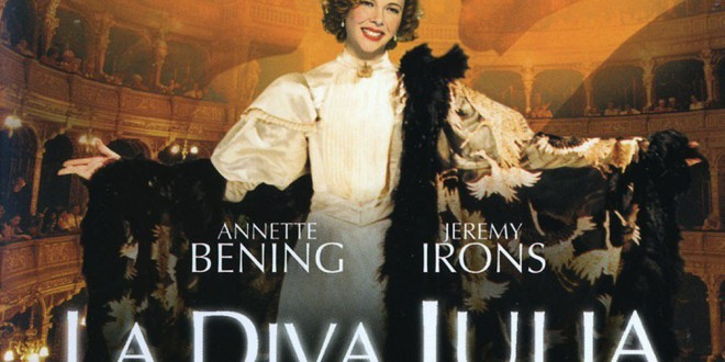 "Poster del film ""La diva Julia - Being Julia"""