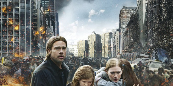 "Poster del film ""World War Z"""