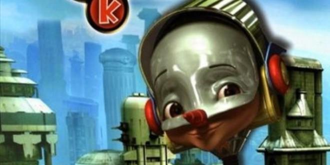 "Poster del film ""P3K - Pinocchio 3000"""