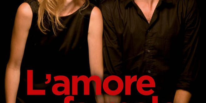 """Poster del film """"L'amore fa male"""""""