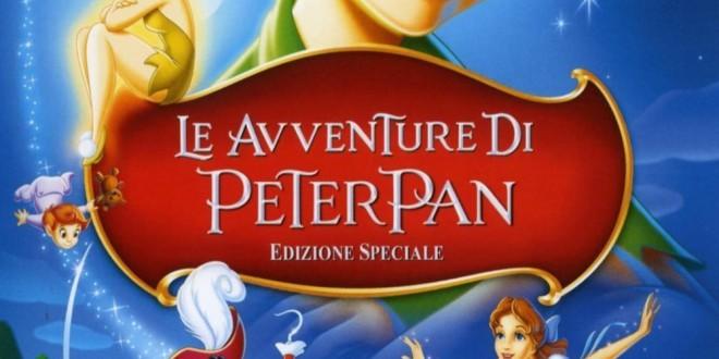 """Poster del film """"Le avventure di Peter Pan"""""""