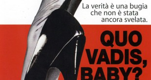 "Poster del film ""Quo Vadis, Baby?"""
