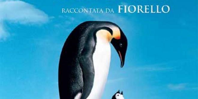 """Poster del film """"La marcia dei pinguini"""""""