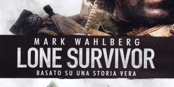 "Poster del film ""Lone Survivor"""