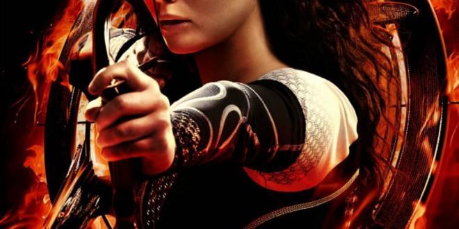 """Poster del film """"Hunger Games: La ragazza di fuoco"""""""