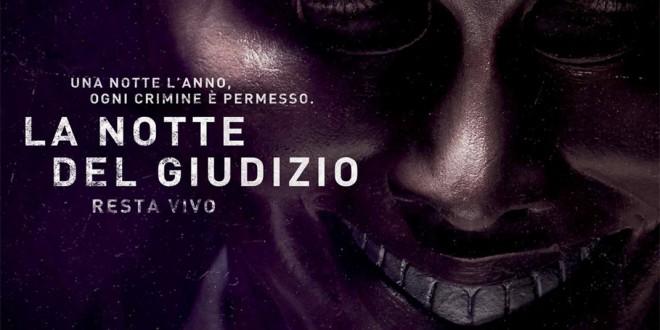 """Poster del film """"La notte del giudizio"""""""