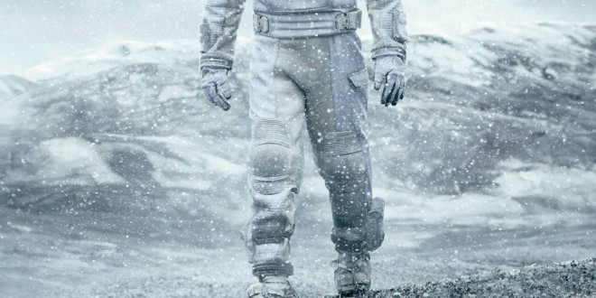 "Poster del film ""Interstellar"""