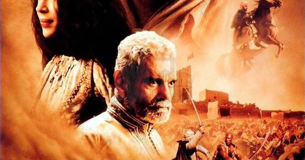 "Poster del film ""Oceano di fuoco - Hidalgo"""