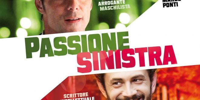 """Poster del film """"Passione sinistra"""""""