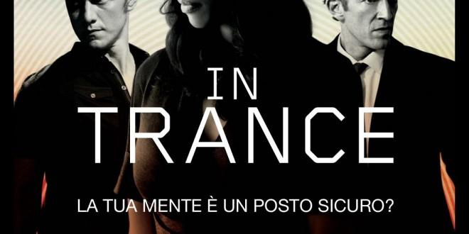 """Poster del film """"In trance"""""""