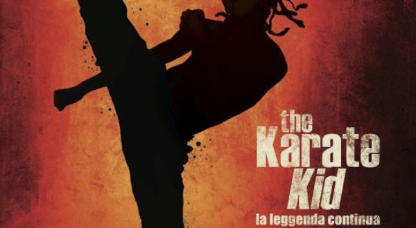 """Poster del film """"The Karate Kid - La Leggenda Continua"""""""