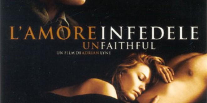 "Poster del film ""Unfaithful - L'amore infedele"""