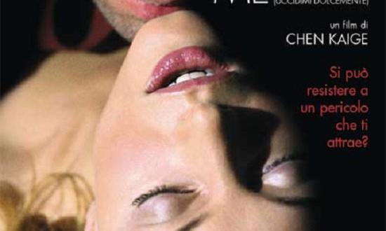 "Poster del film ""Killing me softly - Uccidimi dolcemente"""