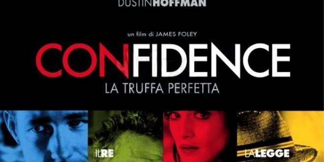 """Poster del film """"Confidence - La truffa perfetta"""""""