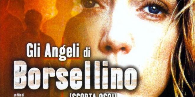 """Poster del film """"Gli angeli di Borsellino"""""""