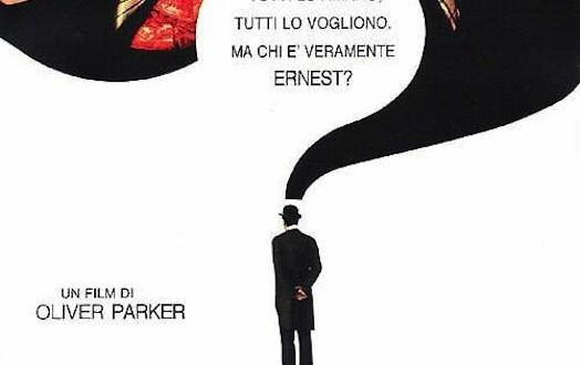 """Poster del film """"L'importanza di chiamarsi Ernest"""""""
