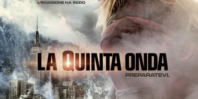 """Poster del film """"La quinta onda"""""""