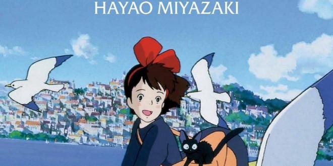"""Poster del film """"Kiki - Consegne a domicilio"""""""