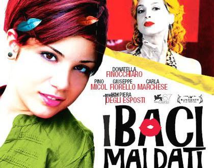"""Poster del film """"I baci mai dati"""""""