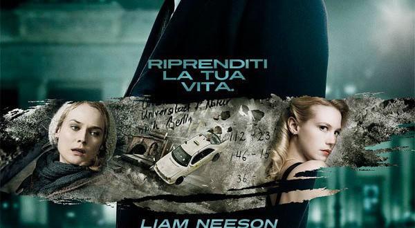 """Poster del film """"Unknown - Senza identità"""""""