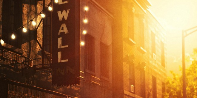 "Poster del film ""Stonewall"""