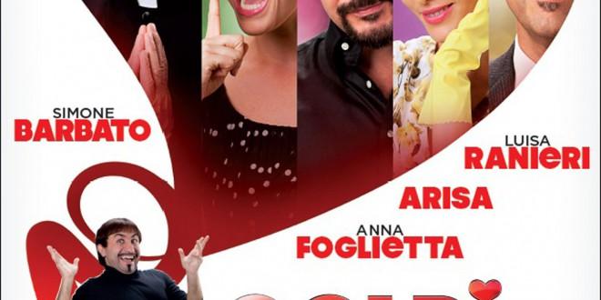 """Poster del film """"Colpi di fulmine"""""""