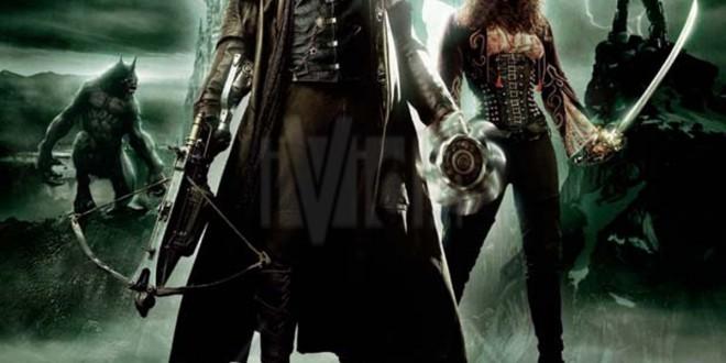 "Poster del film ""Van Helsing"""