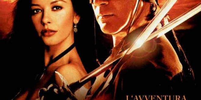 """Poster del film """"The Legend of Zorro"""""""