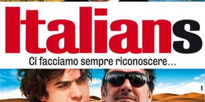 "Poster del film ""Italians"""