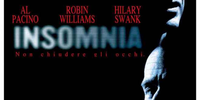 "Poster del film ""Insomnia"""