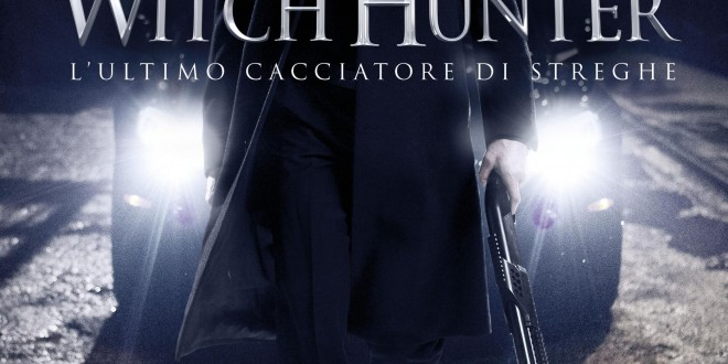 "Poster del film ""The Last Witch Hunter - L'ultimo cacciatore di streghe"""